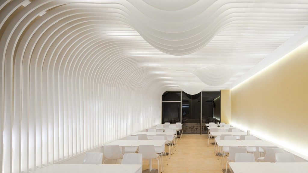 BAKERY - FINALISTS IN ARCHDAILY BUILDING OF THE YEAR 2014
