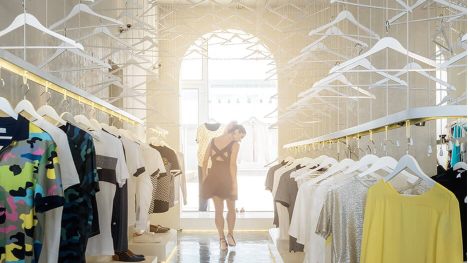 MR&MRS WHITE STORE: NOMINATED FOR ODA' 2017 PRIZE