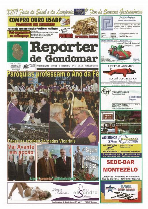 REPORTER DE GONDOMAR