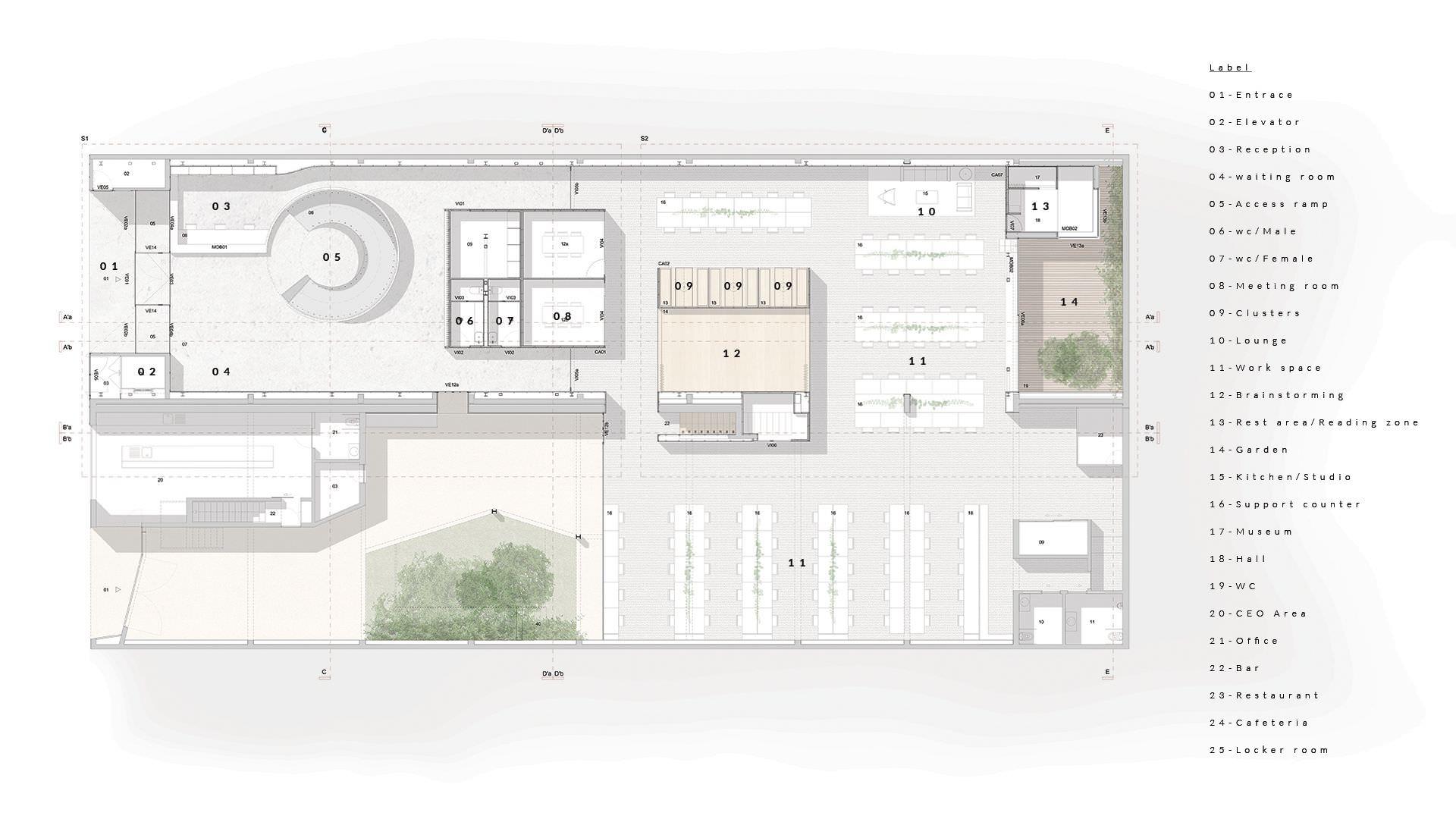 E-GOI & CLAVEL'S KITCHEN scheme