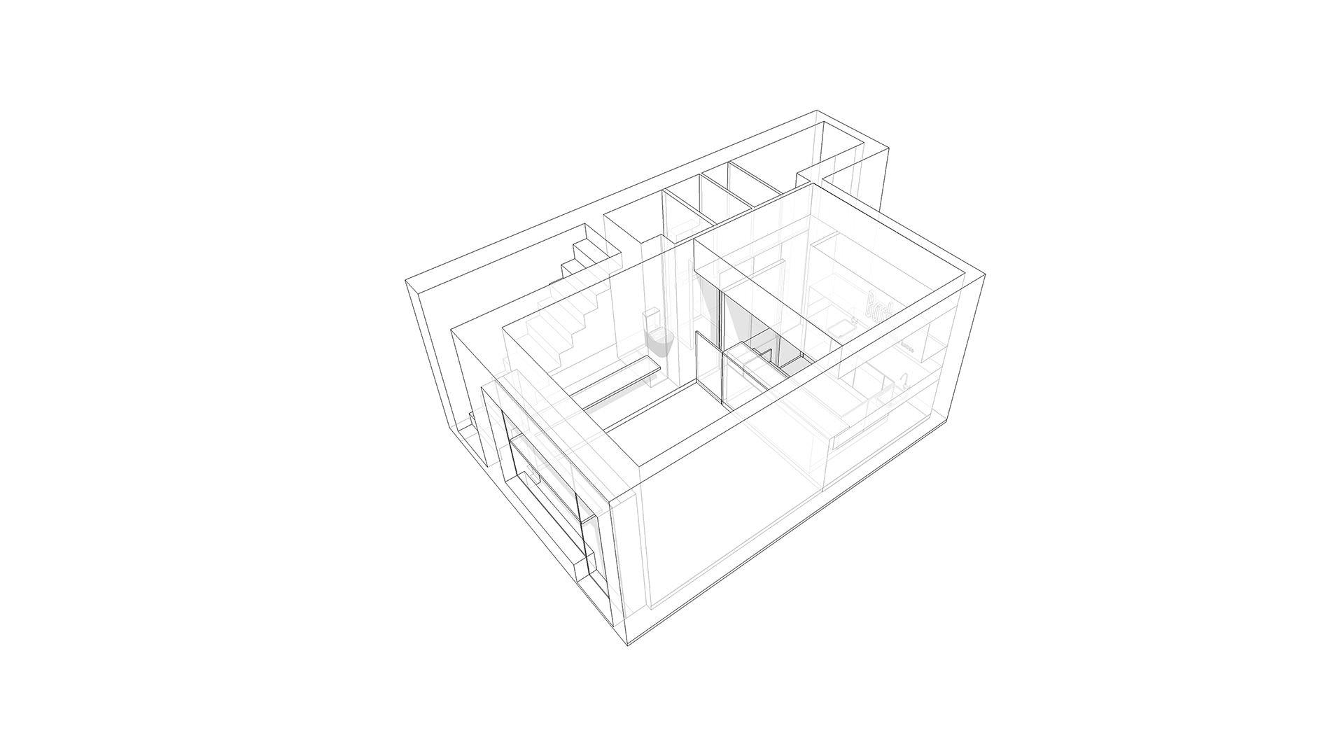 BASHO SUSHI HOUSE scheme