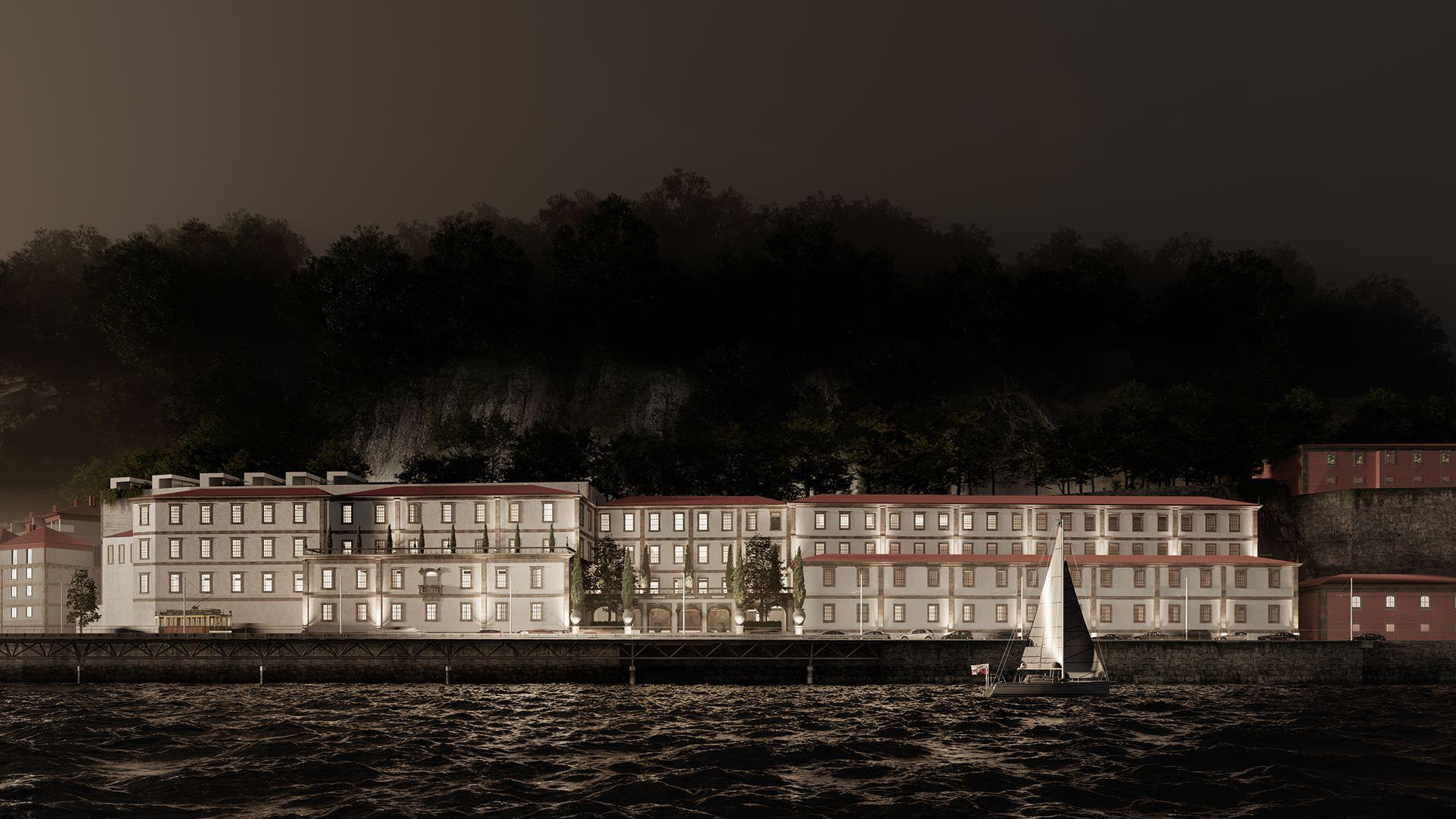 HOTEL CAIS NOVO scheme